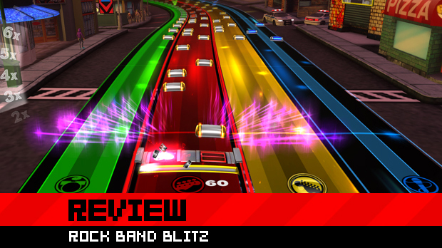 Review: Rock Band Blitz photo