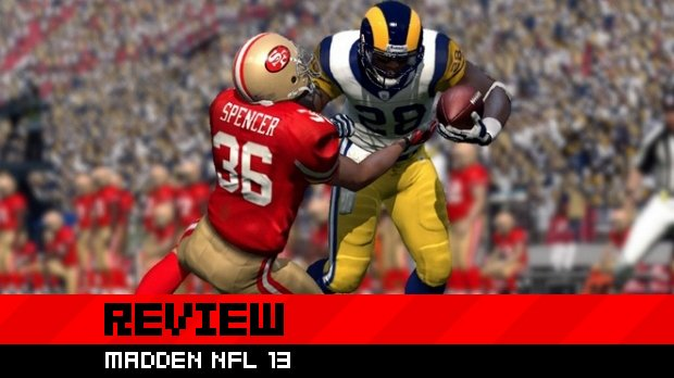 Review: Madden NFL 13 photo