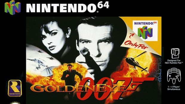 Promoted blog: GoldenEye 15th anniversary retrospective photo