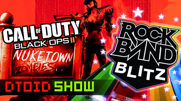 Wii U Black Ops 2 Zombies : The dtoid show wii u last guardian zombie nuketown