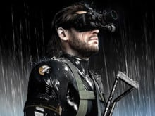 Metal Gear Solid: Ground Zeroes is an open-world MGS game photo