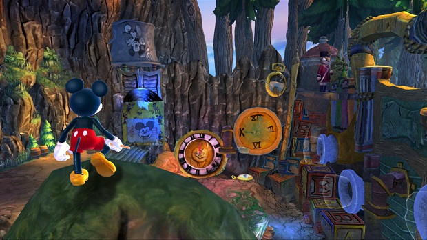 PAX: New screens from Epic Mickey 2 show off new area