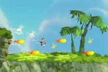 Rayman Jungle Run runs to iOS, Android, looks pretty photo