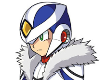 Rockman Xover will be at TGS, protagonist has stupid name photo
