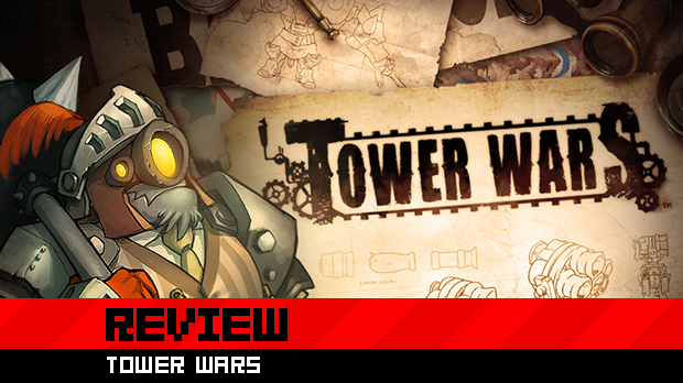 Review: Tower Wars photo