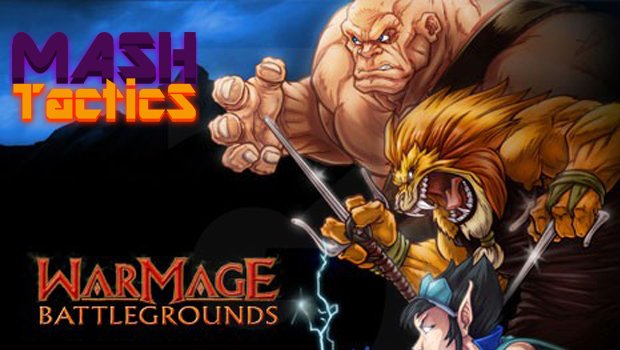 Live show: WarMage: Battlegrounds with Burst Online photo
