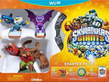 Skylanders Giants for Wii U gets detailed photo