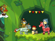 Scribblenauts drops an 'Unlimited Object Editor' trailer photo