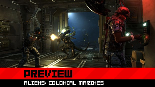 Fight to live in Aliens: Colonial Marines' Escape Mode photo