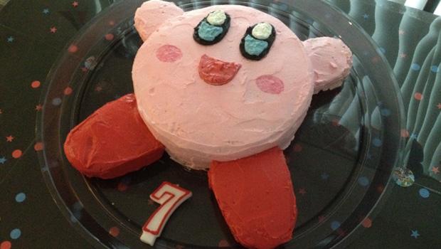 Create A Kirby Character Noll: I'm Gonna Git Me Dat Kirby Cake