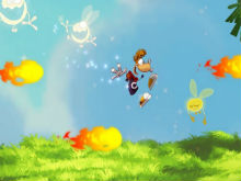 Rayman Jungle Run is out now on iOS photo