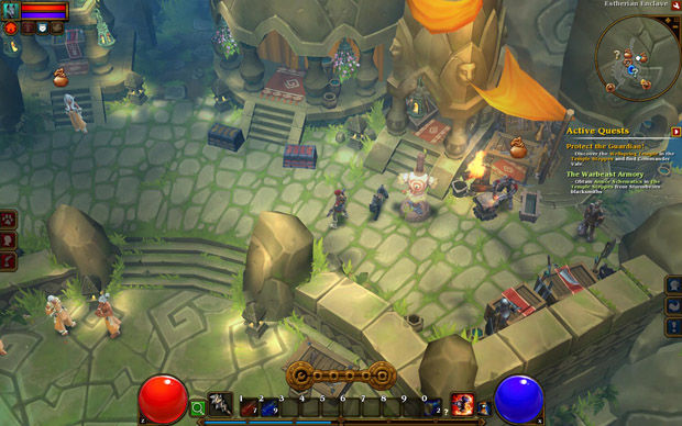 free  game torchlight ii ost