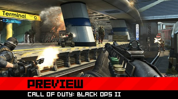 Preview: A deeper look at multiplayer in Black Ops II photo