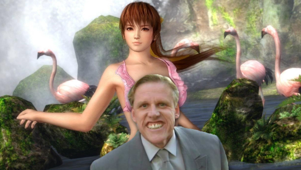 Team Ninja: Dead or Alive fans demand bigger breasts photo