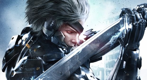 You'll need a hand to upgrade Raiden in MGR: Revengeance photo