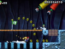 New Super Mario Bros. U shows co-op in new trailer photo