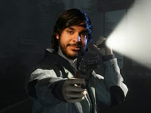 Mega64: Alan Wake and his magical flashlight photo