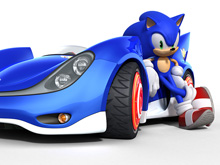 The many modes of Sonic & All-Stars Racing Transformed photo