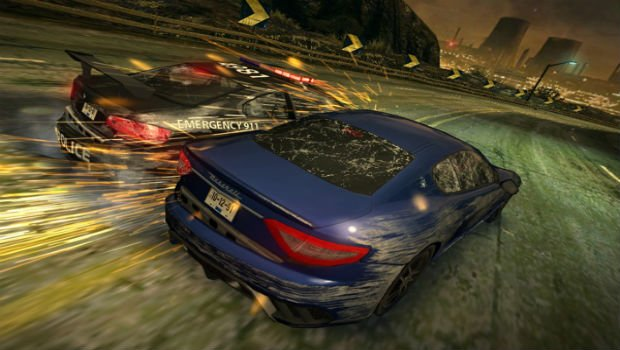 Review need for speed most wanted ios android for Nfs most wanted android
