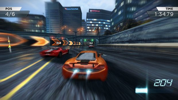 Review Need For Speed Most Wanted Ios Android