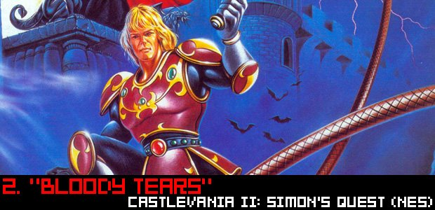 Sound Card 009: The top ten Castlevania songs OF ALL TIME