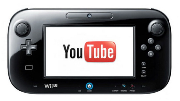 YouTube on Wii U's browser is all kinds of amazing photo