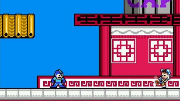 Street Fighter X Mega Man boss order guide