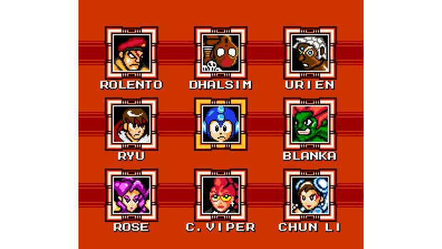 megaman collection pc
