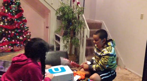 Kid Gets Gaming Pc For Christmas Reaction