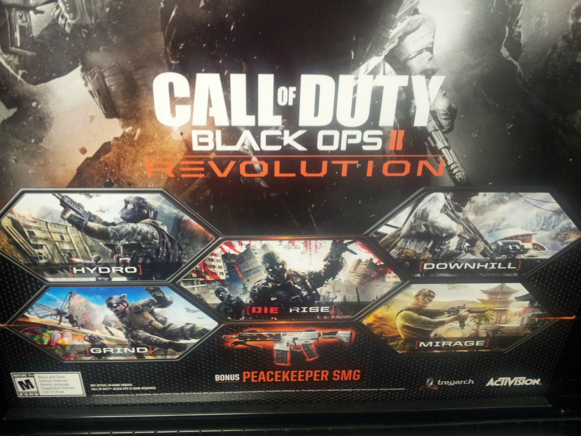 First Of Four Call Of Duty Black Ops Ii Map Packs Leaked