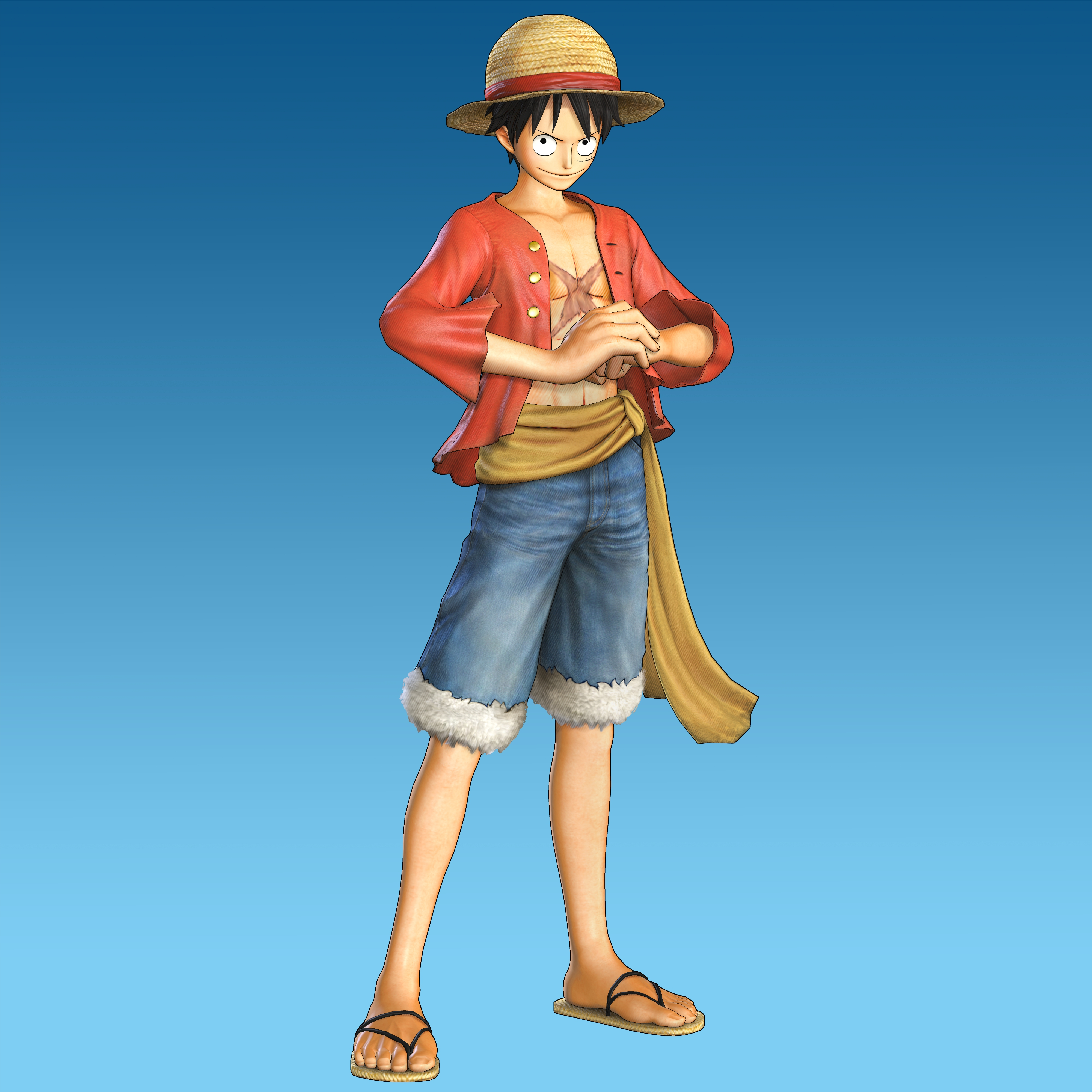 One Piece: Pirate Warriors 2 Has Dynasty Warriors Vibes