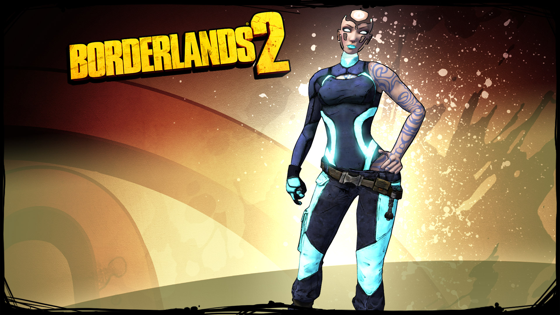 New character skins for Borderlands 2 now for sale