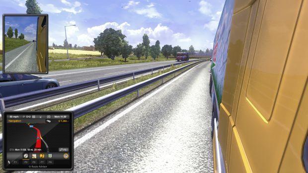 Review: Euro Truck Simulator 2