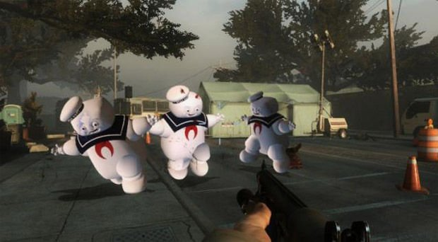 Left 4 Dead mod Tank: Stay Puft
