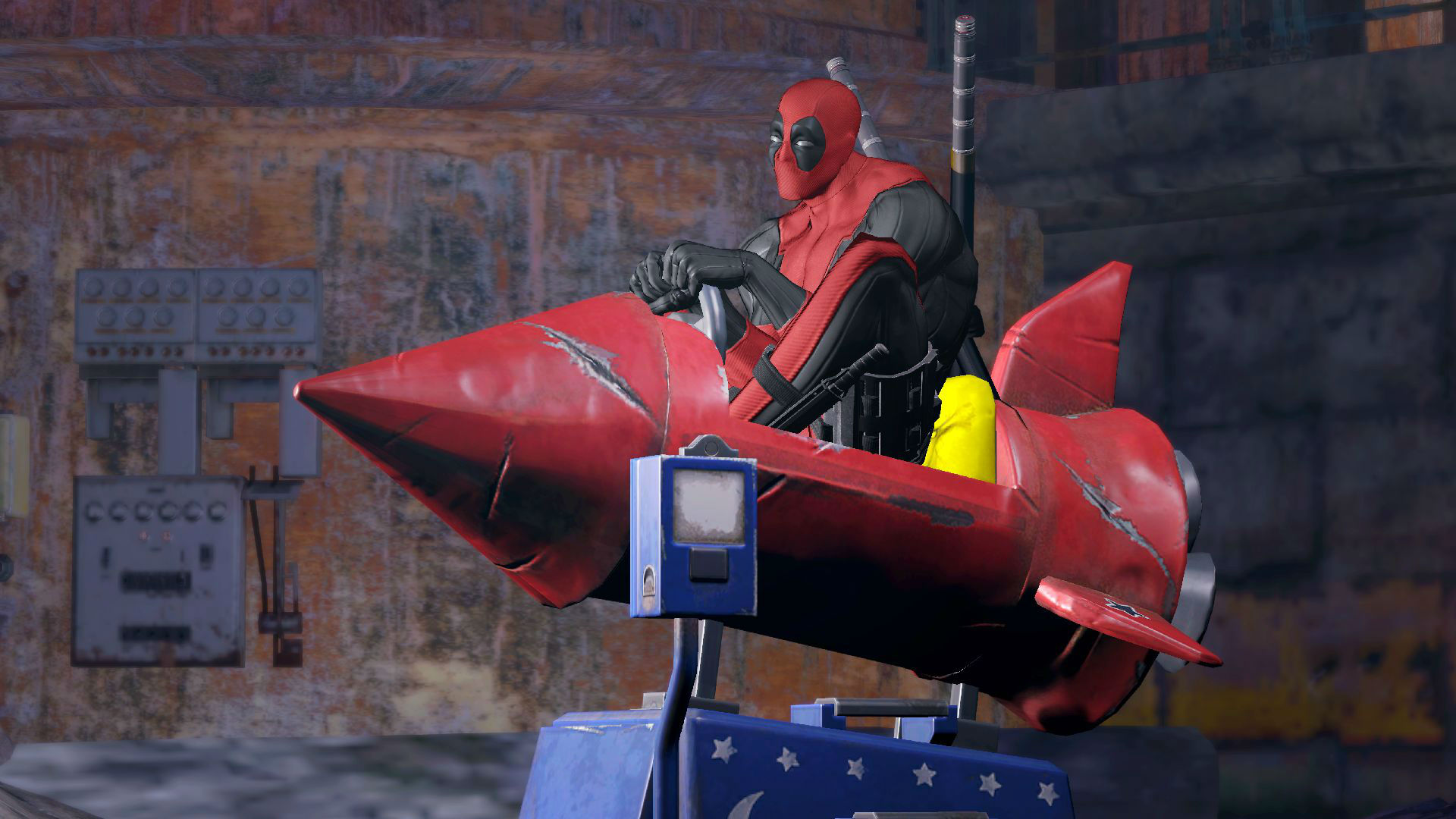 Wonderful Wallpaper Deadpool Xbox One - D3-noscale  You Should Have_51210 .jpg