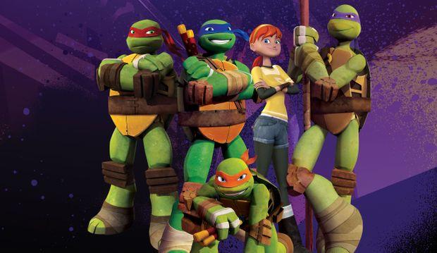 teenage ninja turtle games free