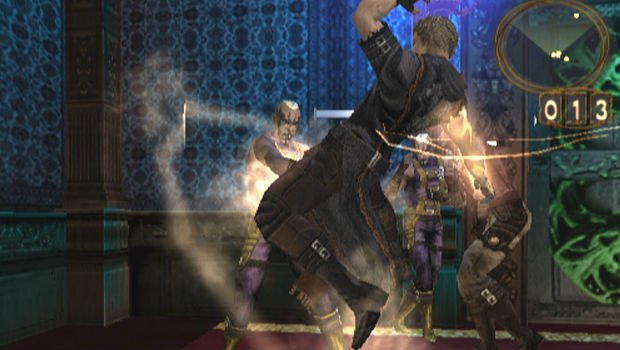 God Hand ( PlayStation 2, PSN - 2006, 2011)
