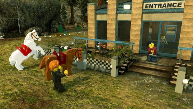 скачать бесплатно игру Lego City Undercover на андроид - фото 4