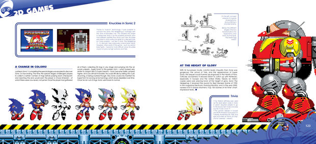 Review The History Of Sonic The Hedgehog