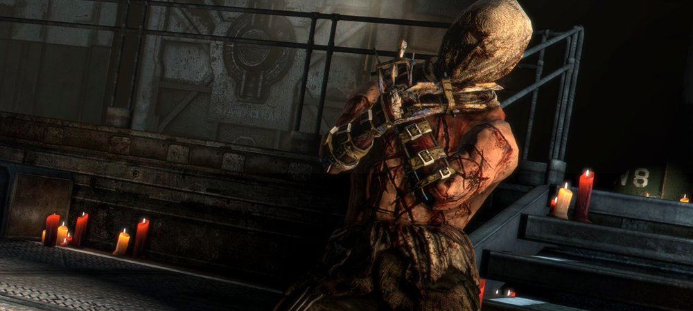 How the Dead Space 3 team created new hellish monsters Dead Space 3 Monsters