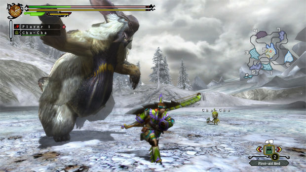 Review: Monster Hunter 3 Ultimate