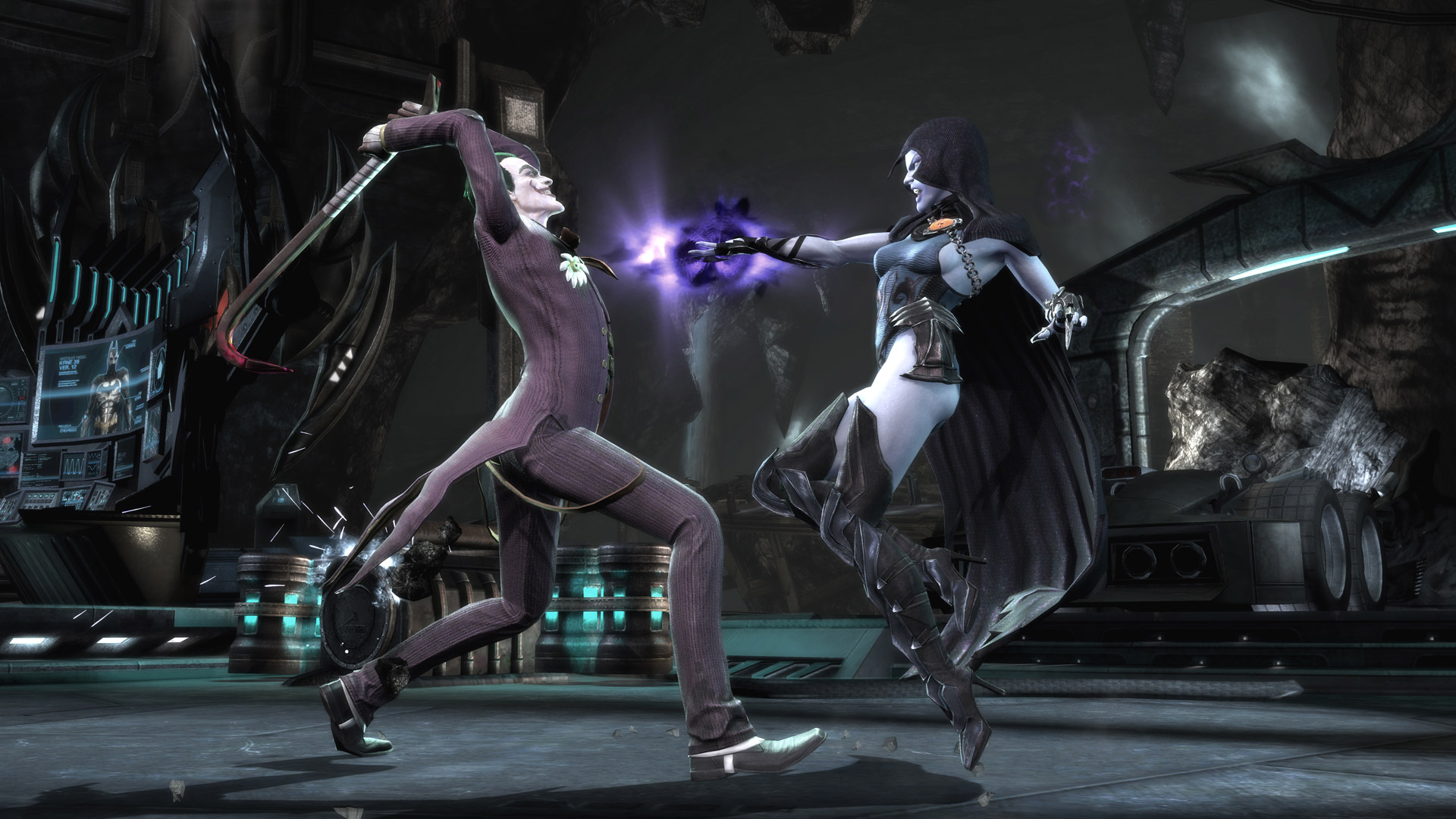 review injustice gods among us. Black Bedroom Furniture Sets. Home Design Ideas