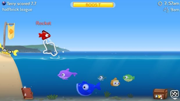 Fish water dating site