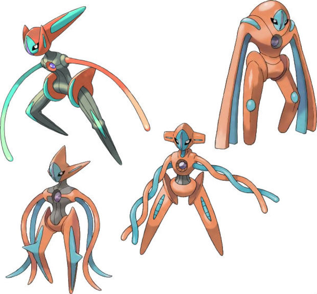 Pok 233 Mon Black Amp White 2 Owners Deoxys Is Coming In May