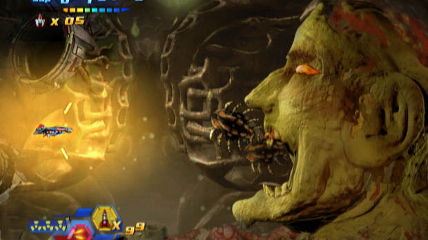 Dreamcast shooter Sturmwind released, 16 years later screenshot