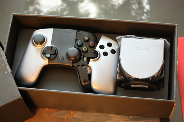 OUYA impressions: Hands-on with the early backer unit