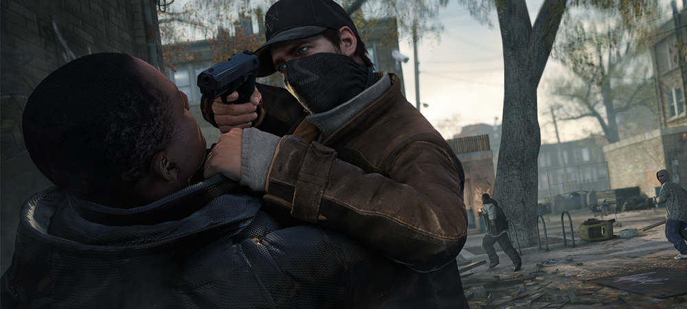 Is There Nudity In Watch Dogs