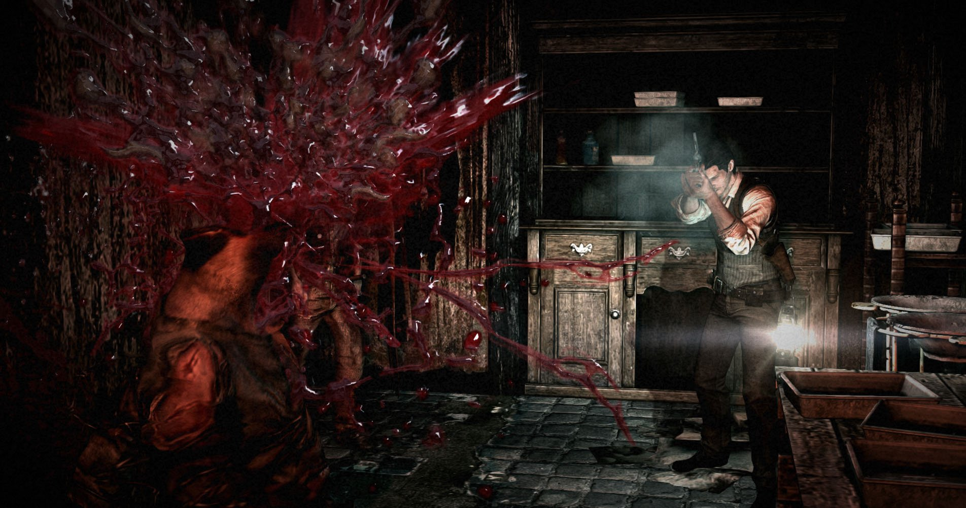 A Return To True Survival Horror With The Evil Within