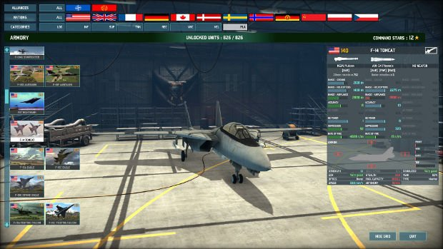 review wargame airland battle