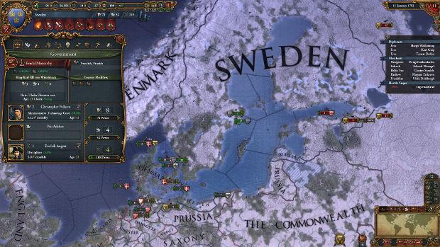Europa Universalis IV: Rule, Britannia!